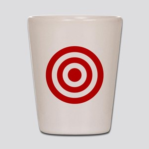 Bull's_Eye Shot Glass