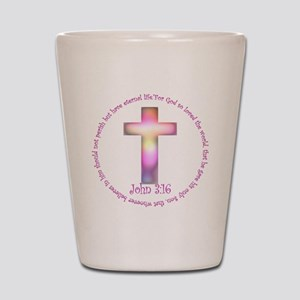 john10 Shot Glass