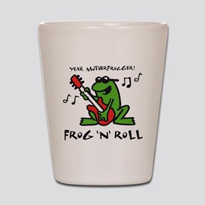 frog n roll 07-2011 F 3c Shot Glass