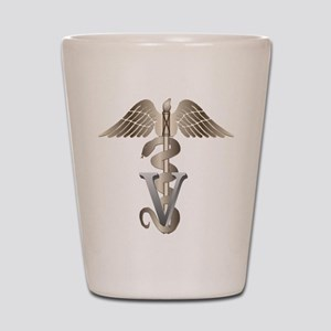 vet11_d Shot Glass