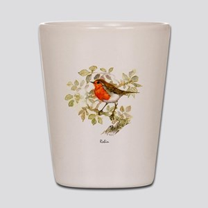Robin Peter Bere Design Shot Glass