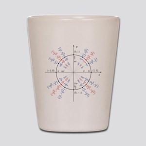unitcircles Shot Glass