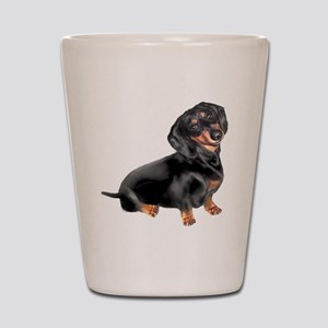 Dachshund-BT - Big2 Shot Glass