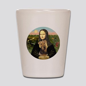 ORN-Mona-Airedale Shot Glass