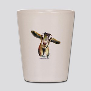 Goat Shot Glass