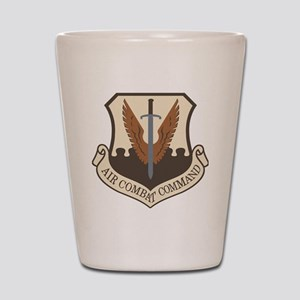 USAF-ACC-Shield-Desert Shot Glass