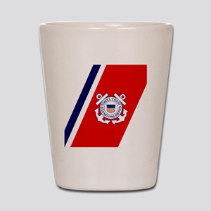 USCG-Tile-2 Shot Glass