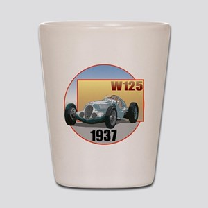 w125-C8trans Shot Glass