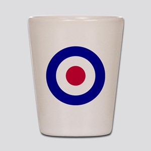 10x10-RAF_roundel Shot Glass