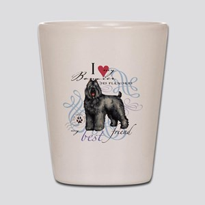 Bouvier T1 Shot Glass