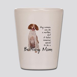 Brittany Mom Shot Glass