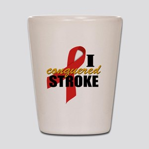 iconqueredstroke Shot Glass