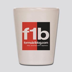 F1B Austin back Shot Glass