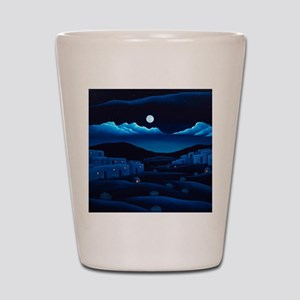 Pueblo Moon Shot Glass