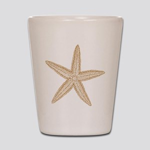 Sand Starfish Shot Glass