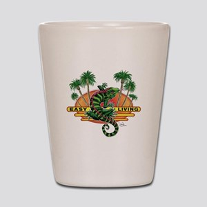 Easy Living Funky Lizard Shot Glass