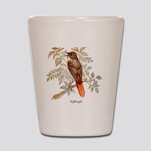 Nightingale Peter Bere Design Shot Glass