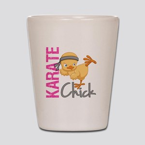 Karate Chick 2 Shot Glass