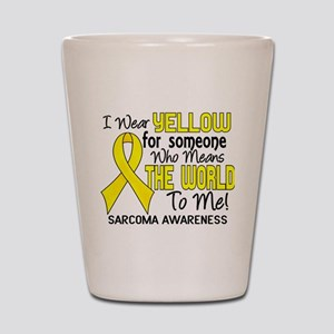 Sarcoma MeansWorldToMe2 Shot Glass