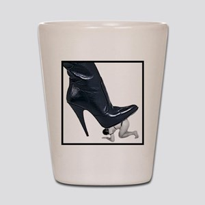 Giant Boot Stomp Shot Glass