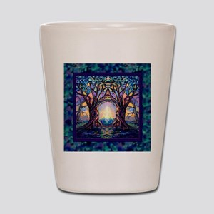 TREE SPIRIT Shot Glass