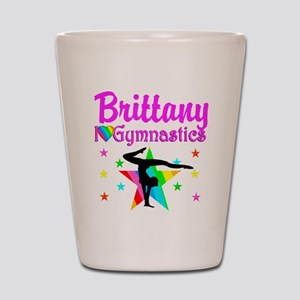 GREATEST GYMNAST Shot Glass