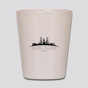 New York Shot Glass
