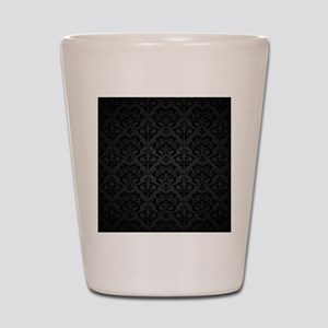 Elegant Black Shot Glass