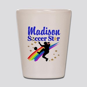 PERSONALIZE SOCCER Shot Glass