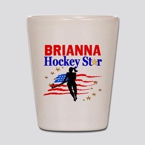FIELD HOCKEY Shot Glass