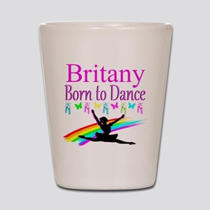 DANCER LIFE Shot Glass