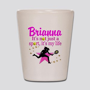 TENNIS LIFE Shot Glass