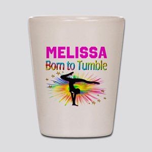 GYMNAST DREAMS Shot Glass