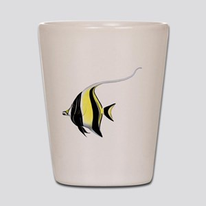 Moorish Idol Shot Glass