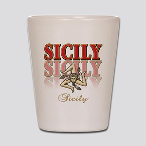 sicily Shot Glass