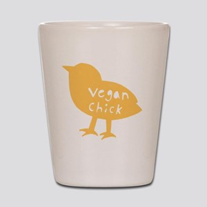 vchick2 Shot Glass