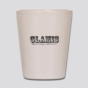 Glamis 2016 Shot Glass