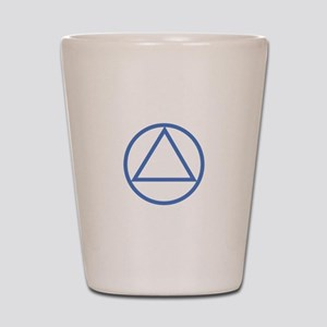 ALCOHOLICS ANONYMOUS Shot Glass