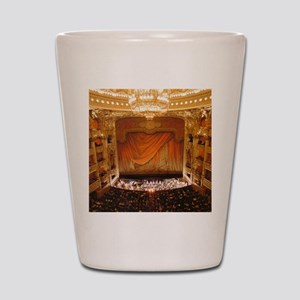 opera art Shot Glass