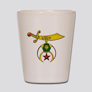 Shriner Shot Glass