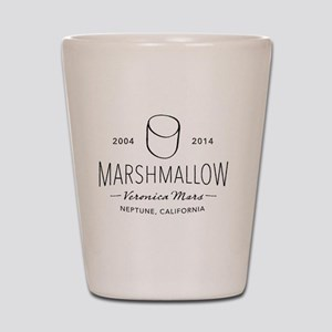 Marshmallow: Veronica Mars Shot Glass