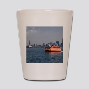 (15s) Staten Island Ferry Shot Glass