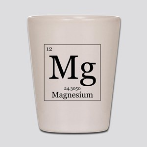 Elements - 12 Magnesium Shot Glass