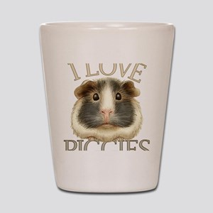 guineadraw Shot Glass