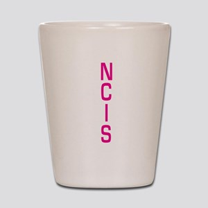 The Agents of NCIS Shot Glass