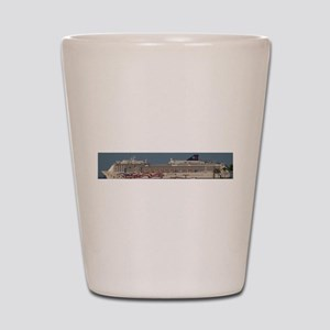 Cruise ship Shot Glass