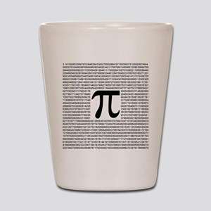 Pi Shot Glass