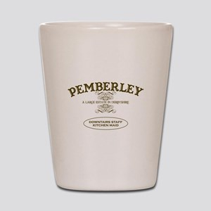 Pemberley Kitchen Maid Staff Shirt Shot Glass