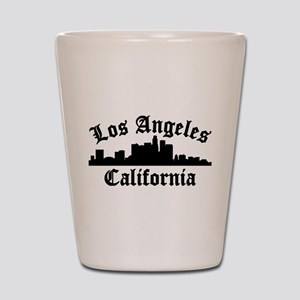 Los Angeles, CA Shot Glass