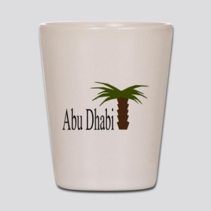 I love Abu Dhabi, amazing city! Shot Glass